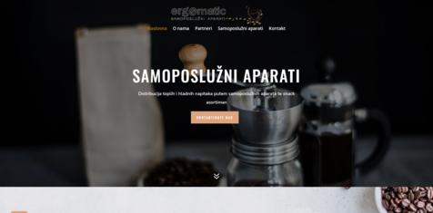 Izrada web stranice conse